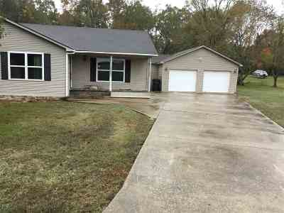 Garland County Single Family Home For Sale: 124 Melody