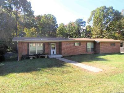 Hot Springs Single Family Home For Sale: 314 Little John Tr