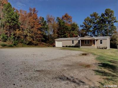 Single Family Home For Sale: 150 Henning Ln