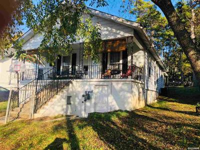 Single Family Home For Sale: 123 Leach St