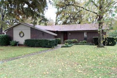 Hot Springs Single Family Home For Sale: 201 Mockingbird St