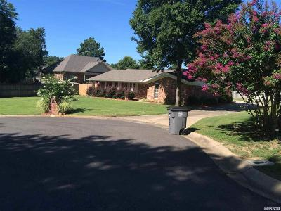 Hot Springs Single Family Home For Sale: 106 David Robert Ct