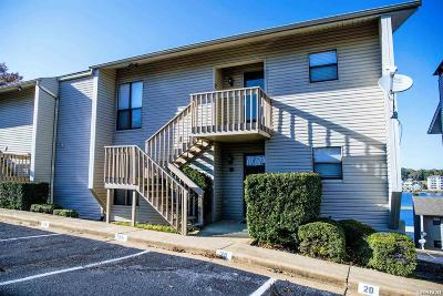 Hot Springs AR Condo/Townhouse For Sale: $214,900