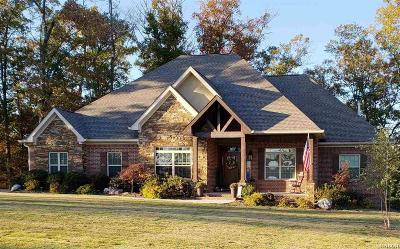 Hot Springs AR Single Family Home For Sale: $368,900
