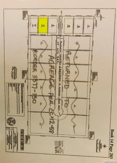 Residential Lots & Land For Sale: Lot 5 Pearcy Rd
