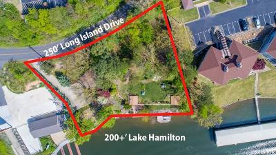 Garland County, Hot Spring County, Jefferson County, Saline County Residential Lots & Land For Sale: 100 Long Island Dr