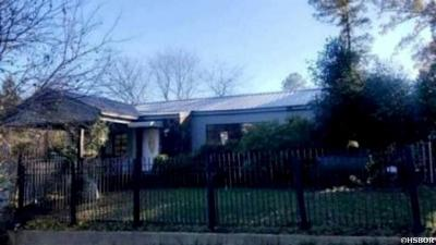 Hot Springs AR Single Family Home For Sale: $120,000