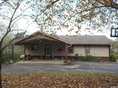 Hot Springs AR Single Family Home For Sale: $100,000