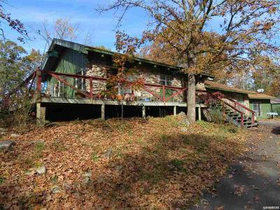 Hot Springs Single Family Home For Sale: 215 Hidden Valley Rd