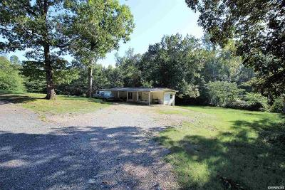 Garland County Single Family Home For Sale: 186 Hideaway Hills
