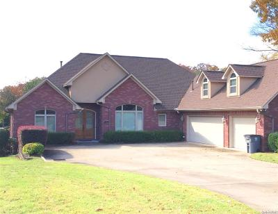 Hot Springs AR Single Family Home For Sale: $675,000