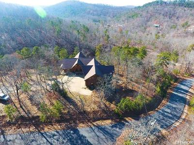 Garland County Single Family Home For Sale: 655 Peaceful Valley Rd