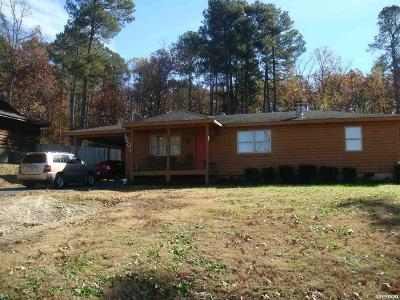 Hot Springs AR Single Family Home For Sale: $129,000