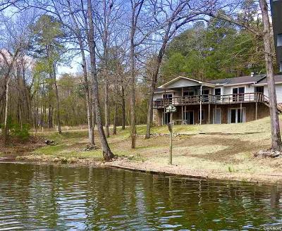Hot Springs Single Family Home Active - Contingent: 249 Scenic Dr