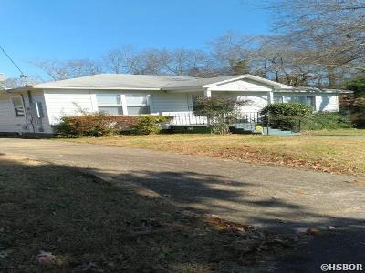 Garland County Single Family Home Active - Contingent: 516 Oaklawn