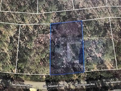 Residential Lots & Land For Sale: San Sebastian Way