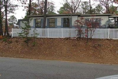 Garland County Single Family Home For Sale: 241 Lee Barron Lp