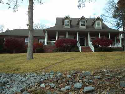 Hot Springs Single Family Home For Sale: 3 Stonegate Pt