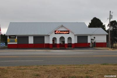 Garland County Commercial For Sale: 2315 Airport Rd