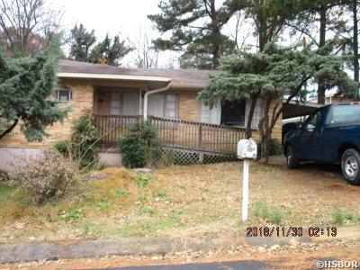 Garland County Single Family Home For Sale: 200 Wynn