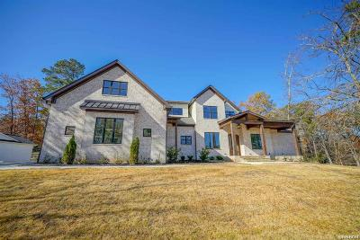 Hot Springs Single Family Home For Sale: 176 Breckling Cir