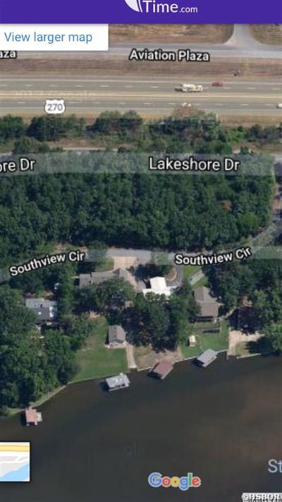Hot Springs Residential Lots & Land For Sale: Lakeshore