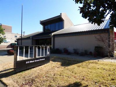 Garland County Commercial For Sale: 515 W Grand Ave