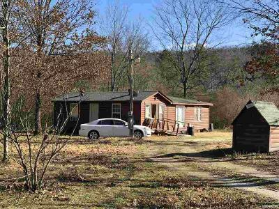 Hot Springs AR Single Family Home For Sale: $75,000