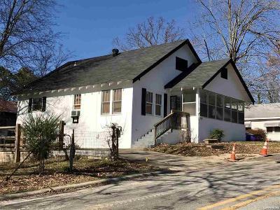 Hot Springs Single Family Home For Sale: 400 Richard St