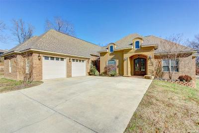Hot Springs Single Family Home For Sale: 102 Cheetah Way
