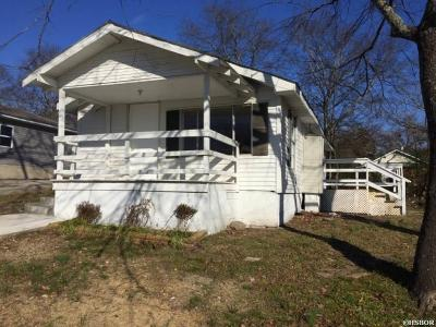 Garland County Single Family Home For Sale: 215 Boaz