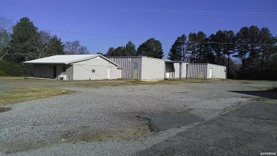 Garland County Commercial For Sale: 2720 Mountain Pine Rd