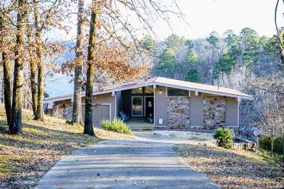 Hot Springs AR Single Family Home Active - Contingent: $269,900