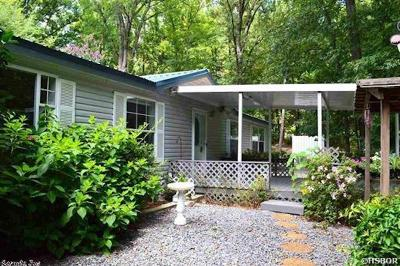 Bonnerdale, Hot Springs, Hot Springs Nat'l Park, Pearcy Single Family Home For Sale: 285 Sour Rock Springs Rd