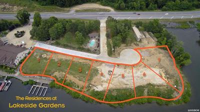 Hot Springs Residential Lots & Land For Sale: 5173-5195 Albert Pike