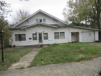 Garland County Single Family Home For Sale: 633 Prospect Ave