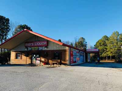 Garland County Commercial For Sale: 4761 Malvern Ave