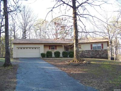 Hot Springs Single Family Home For Sale: 103 Barton Ct