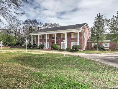 Hot Springs Single Family Home For Sale: 817 Quapaw Av