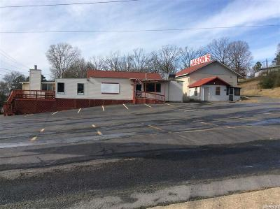 Garland County Commercial For Sale: 148 Amity Rd