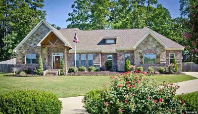 Garland County Single Family Home For Sale: 105 Crestview Ct