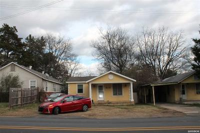 Hot Springs AR Single Family Home For Sale: $59,999