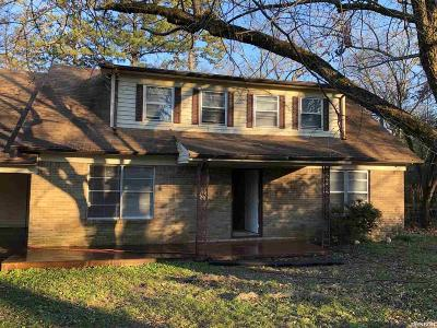 Single Family Home For Sale: 105 Pine Shore Ln