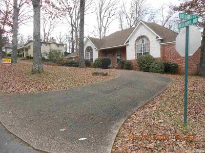 Single Family Home For Sale: 315 Bellaire Dr