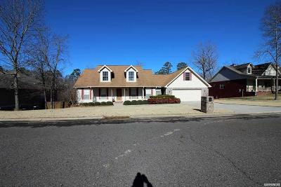 Garland County Single Family Home Active - Contingent: 152 Wildwood Forest