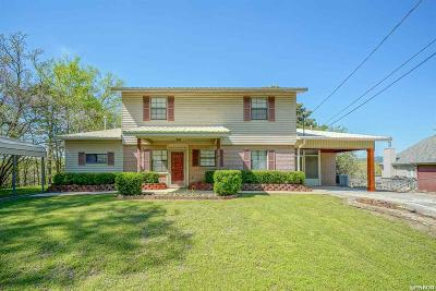 Hot Springs Single Family Home For Sale: 256 Chappel Hill Rd