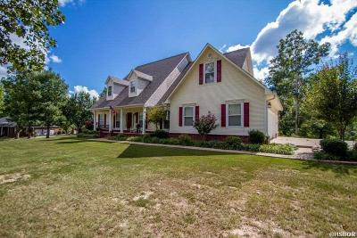 Benton Single Family Home For Sale: 2015 Blue Ribbon