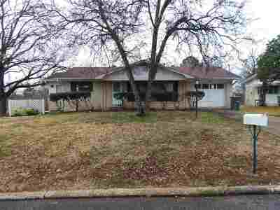 Garland County Single Family Home For Sale: 107 Dahlia