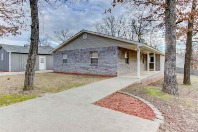Single Family Home For Sale: 104 Redbud Ln