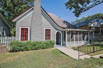 Single Family Home For Sale: 217 Dennison St